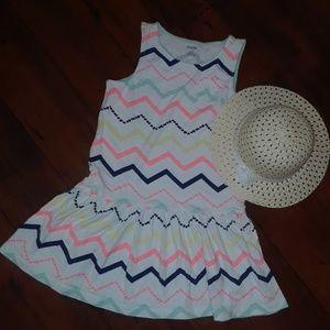 Gymboree girls like new Sleeveless Dress sz 8